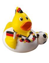 Squeaky Duck Soccer Fan