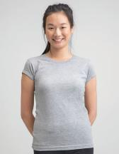 Women`s Roll Sleeve T