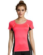 Women`s Short Sleeve Running Shirt Sydney