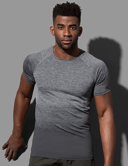 Active Seamless Raglan Flow for men